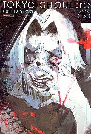 Tokyo Ghoul : re - Volume 03 (Item novo e lacrado)