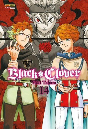 Black Clover - Volume 14 (Item novo e lacrado)