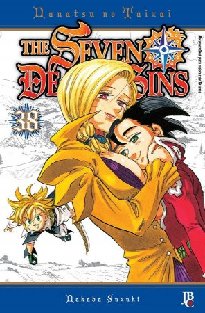 The Seven Deadly Sins - Volume 38 (Item novo e lacrado)