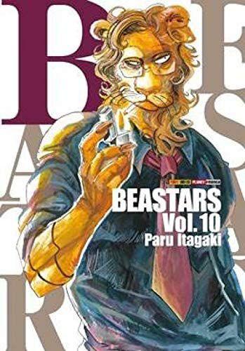 Beastars - Volume 10 (Item novo e lacrado)