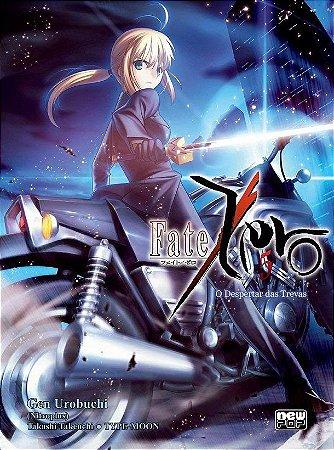 Fate/Zero - Livro 05 (Item novo e lacrado)