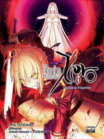 Fate/Zero - Livro 06 (Item novo e lacrado)