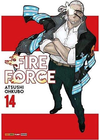 Fire Force - Volume 14 (Item novo e lacrado)