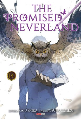 The Promised Neverland - Volume 14 (Item novo e lacrado)