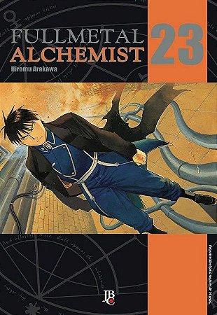 Fullmetal Alchemist - Especial - Volume 23 (Item novo e lacrado)