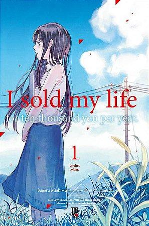 I sold my life for ten thousand yen per year - Volume 01 (Item novo e lacrado)