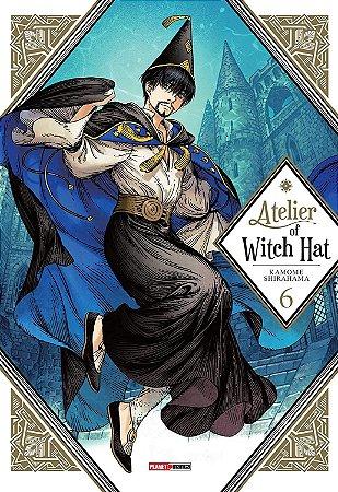 Atelier of Witch Hat - Volume 06 (Item novo e lacrado)