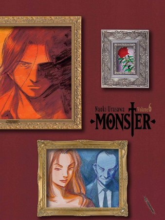 Monster - Kanzenban - Volume 06 (Item novo e lacrado)
