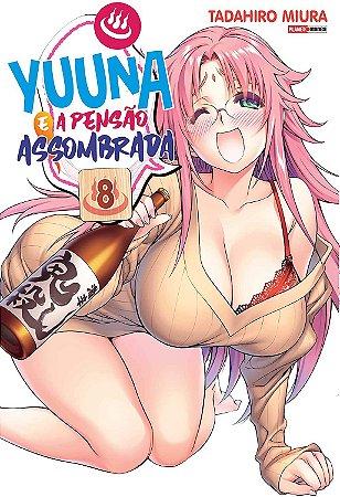Yuuna e a Pensão Assombrada - Volume 08 (Item novo e lacrado)