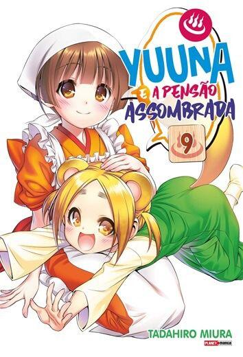 Yuuna e a Pensão Assombrada - Volume 09 (Item novo e lacrado)