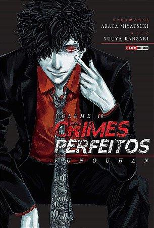 Crimes Perfeitos : Funouhan - Volume 10 (Item novo e lacrado)