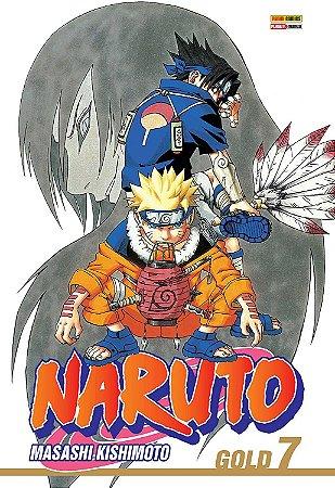Naruto Gold - Volume 07 (Item novo e lacrado)