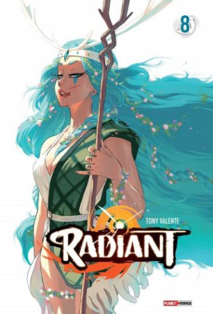 Radiant - Volume 08 (Item novo e lacrado)