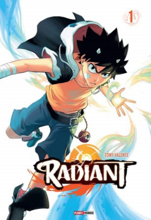 Radiant - Volume 01 (Item novo e lacrado)