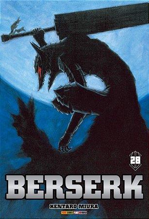 Berserk (Edição de Luxo) - Volume 28 (Item novo e lacrado)