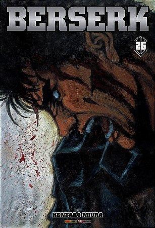 Berserk (Edição de Luxo) - Volume 26 (Item novo e lacrado)