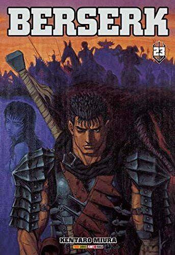 Berserk (Edição de Luxo) - Volume 23 (Item novo e lacrado)