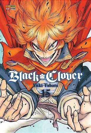 Black Clover - Volume 15 (Item novo e lacrado)