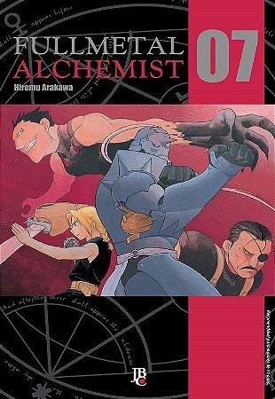Fullmetal Alchemist - Especial - Volume 07 (Item novo e lacrado)