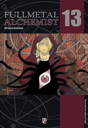 Fullmetal Alchemist - Especial - Volume 13 (Item novo e lacrado)
