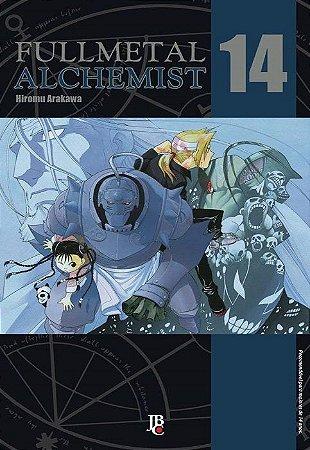 Fullmetal Alchemist - Especial - Volume 14 (Item novo e lacrado)