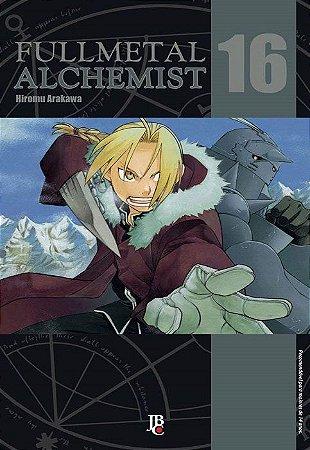 Fullmetal Alchemist - Especial - Volume 16 (Item novo e lacrado)