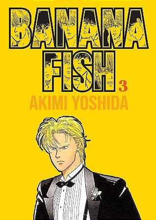 Banana Fish - Volume 03 (Item novo e lacrado)