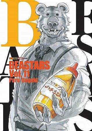 Beastars - Volume 11 (Item novo e lacrado)