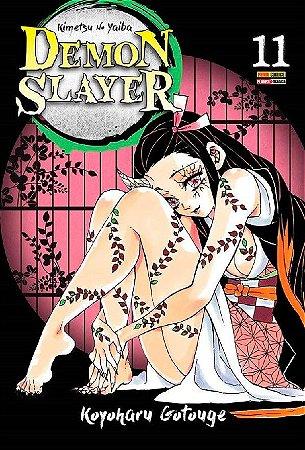 Demon Slayer : Kimetsu No Yaiba - Volume 11 (Item novo e lacrado)