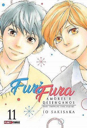 Furi Fura: Amores e Desenganos - Volume 11 (Item novo e lacrado)