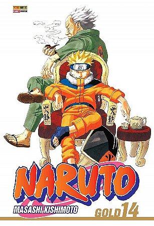 Naruto Gold - Volume 14 (Item novo e lacrado)