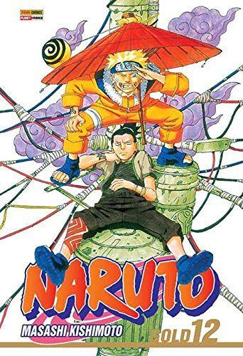 Naruto Gold - Volume 12 (Item novo e lacrado)