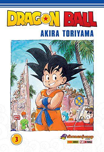 Dragon Ball - Volume 03 (Item novo e lacrado)