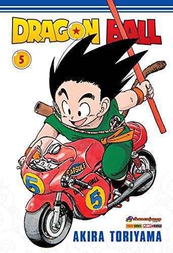Dragon Ball - Volume 05 (Item novo e lacrado)