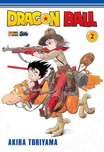 Dragon Ball - Volume 02 (Item novo e lacrado)