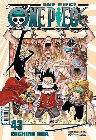 One Piece - Volume 43 (Item novo e lacrado)