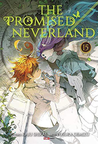The Promised Neverland - Volume 15 (Item novo e lacrado)