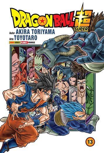 Dragon Ball Super - Volume 13 (Item novo e lacrado)