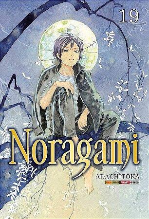 Noragami - Volume 19 (Item novo e lacrado)