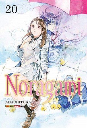 Noragami - Volume 20 (Item novo e lacrado)