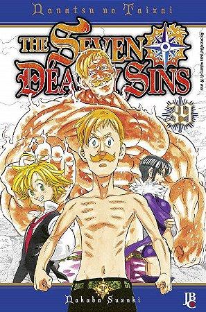 The Seven Deadly Sins - Volume 39 (Item novo e lacrado)