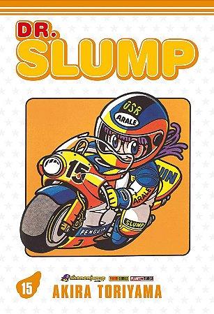 Dr. Slump - Volume 15 (Item novo e lacrado)