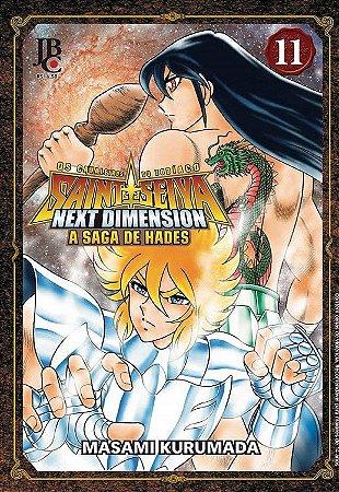 Cavaleiros do Zodíaco - Next Dimension - Volume 11 (Item novo e lacrado)