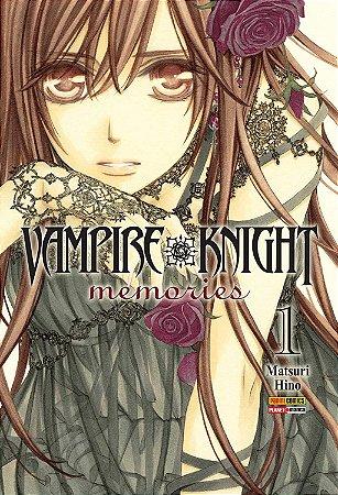 Vampire Knight Memories - Volume 01 (Item novo e lacrado)