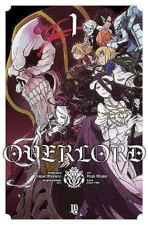 Overlord - Volume 01 (Item novo e lacrado)