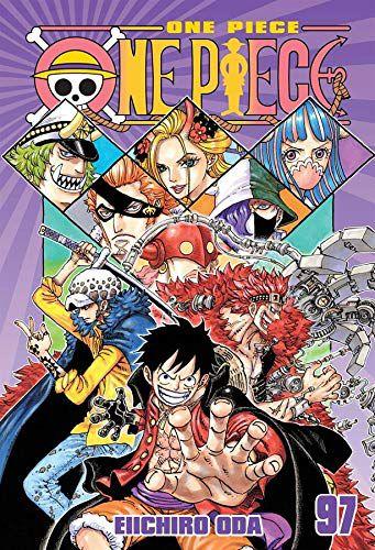 One Piece - Volume 97 (Item novo e lacrado)