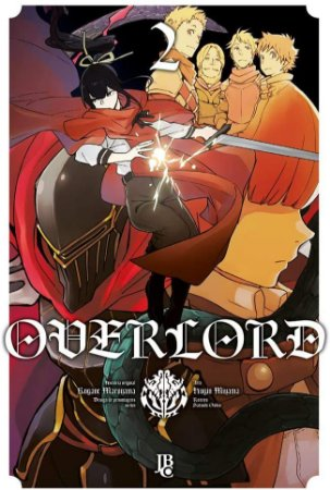 Overlord - Volume 02 (Item novo e lacrado)