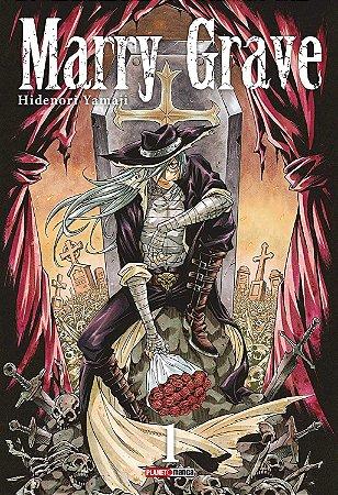 Marry Grave  - Volume 01 (Item novo e lacrado)