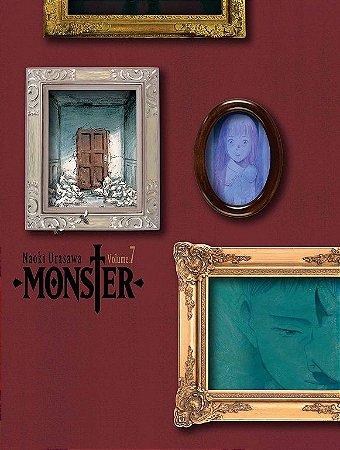 Monster - Kanzenban - Volume 07 (Item novo e lacrado)