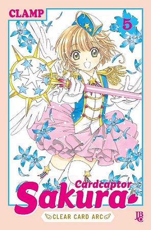 Cardcaptor Sakura Clear Card Arc - Volume 05 (Item novo e lacrado)